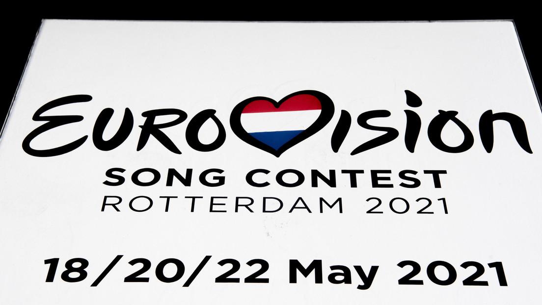 Organisatoren des Eurovision Song Contest fordern Ersetzung des weißrussischen Beitrags