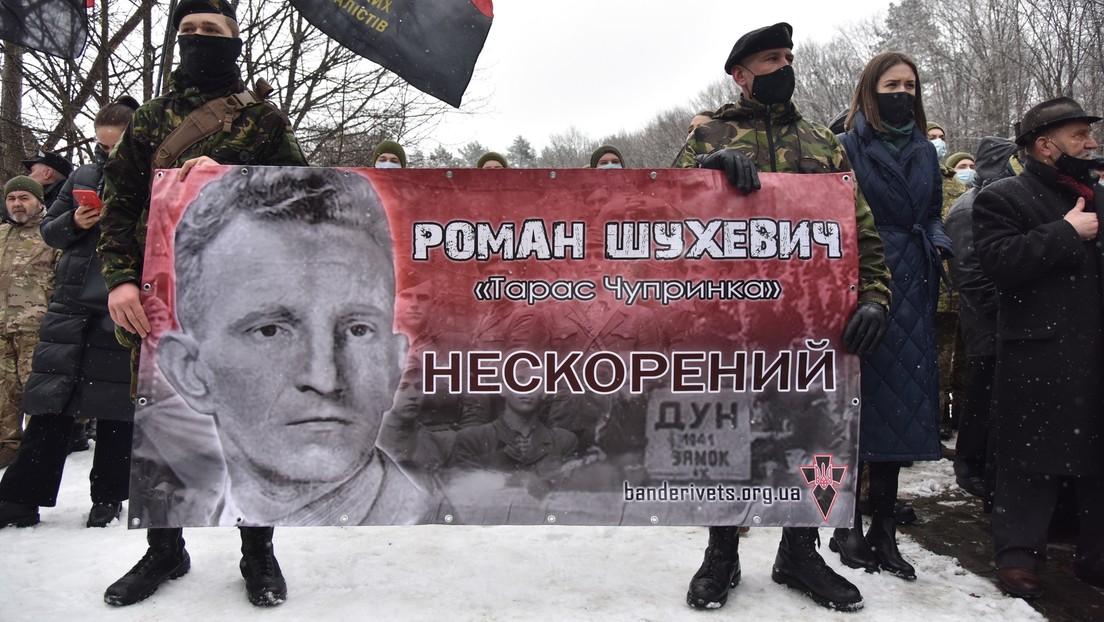 Westukrainischer Stadtrat benennt Stadion nach SS-Kollaborateur – Israel und Polen protestieren