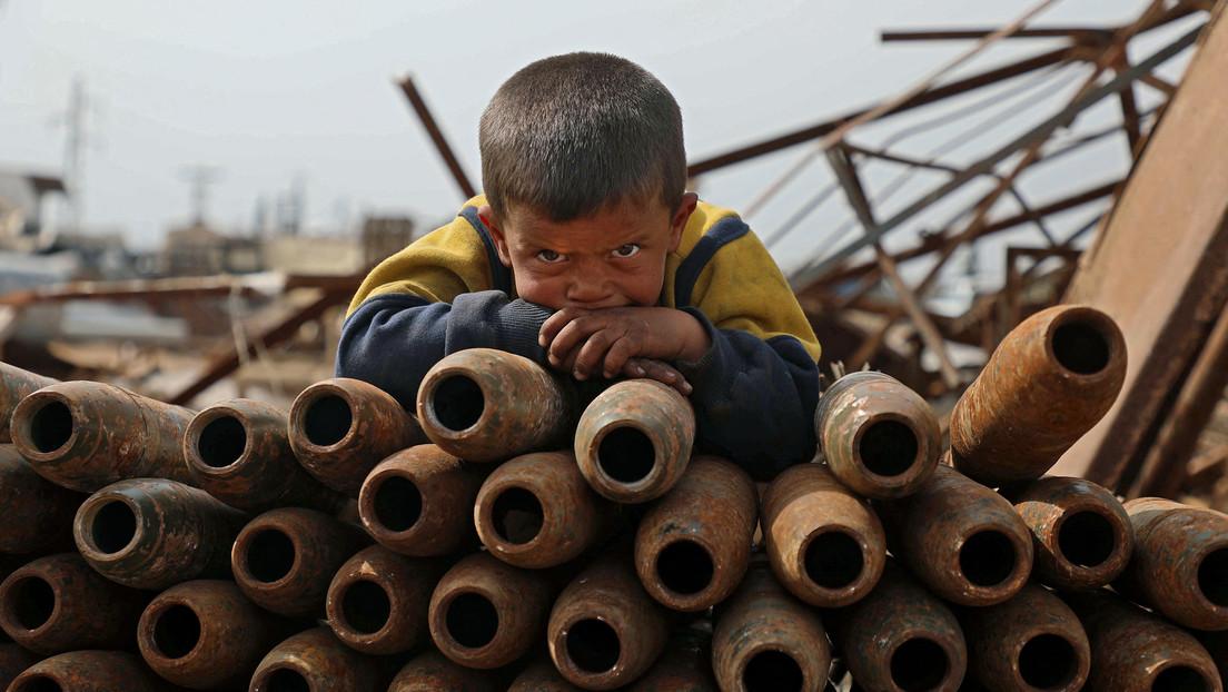 Syrien: 10 Jahre Krieg