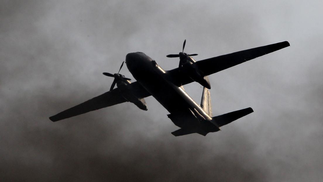 Militärflugzeug An-26 stürzt in Kasachstan ab: Vier Tote, zwei Überlebende