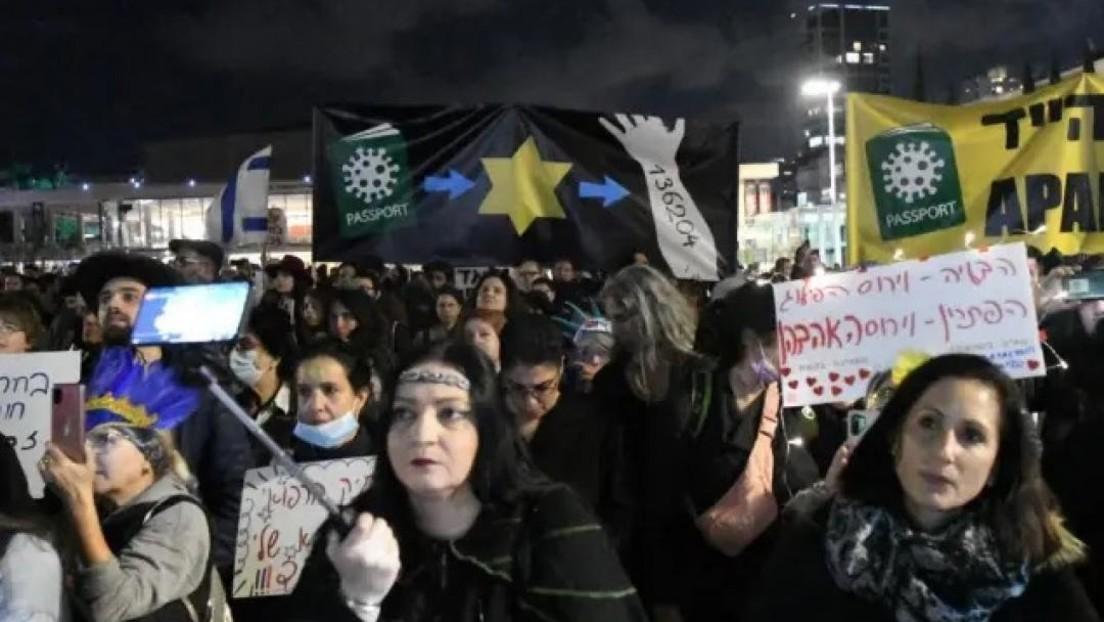 """Israel: Immer mehr  Arbeitgeber drohen """"impfunwilligen"""" Angestellten mit Entlassung"""