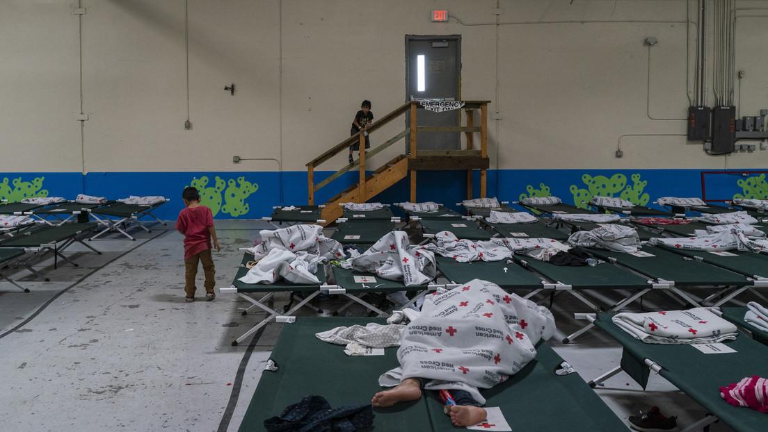 Migrationskrise in den USA: US-Katastrophenschutz soll bei Aufnahme von Kindern helfen