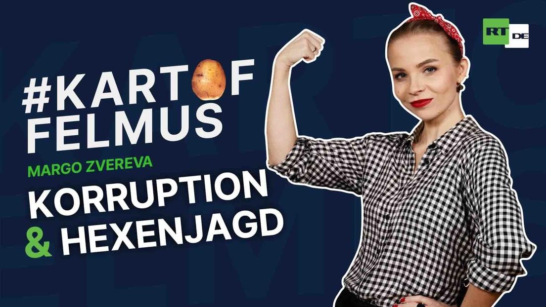 Korruptionsskandale bei CDU, Bidens Black-out und beginnende Hexenjagd - Kartoffelmus (Folge 6)