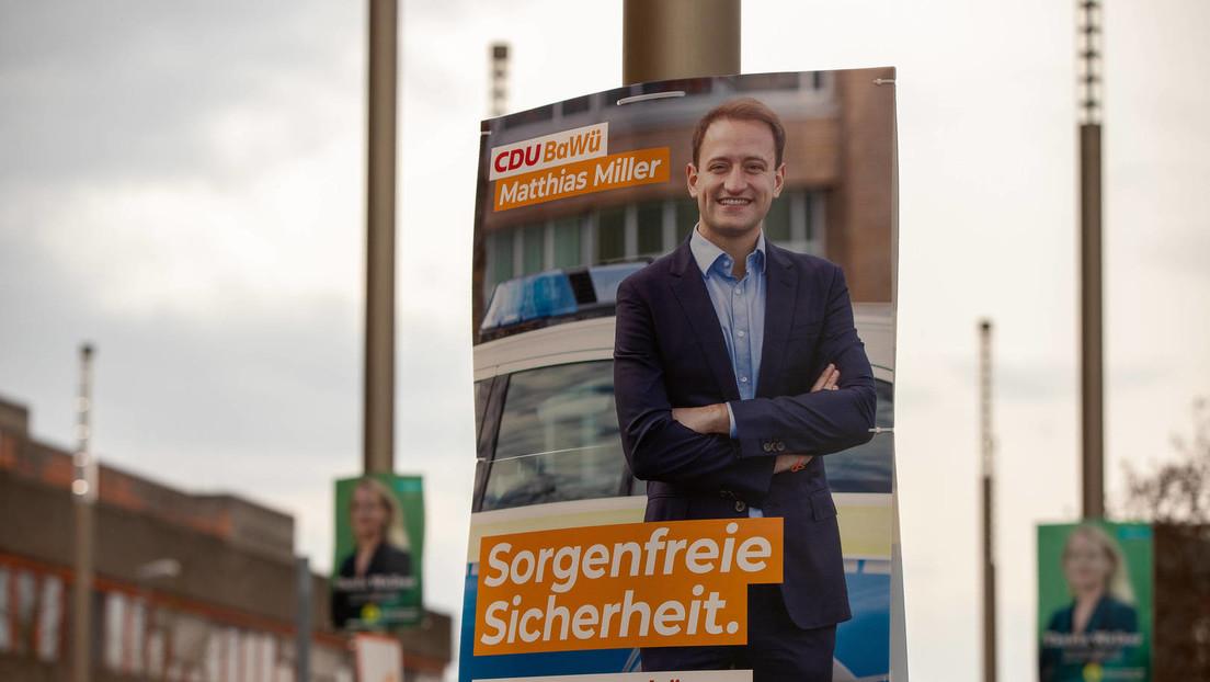 Landtagswahlen: Triumph bei den Grünen – historisches Debakel für die CDU