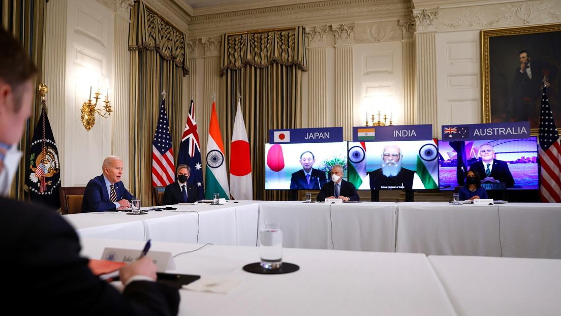 Vierergipfel: Die USA schmieden anti-chinesische Allianz im indopazifischen Raum