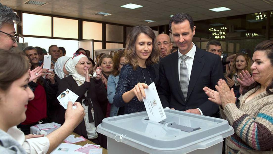 "Britisches Anwaltsbüro verklagt Asma al-Assad wegen angeblicher Beteiligung an ""Kriegsverbrechen"""