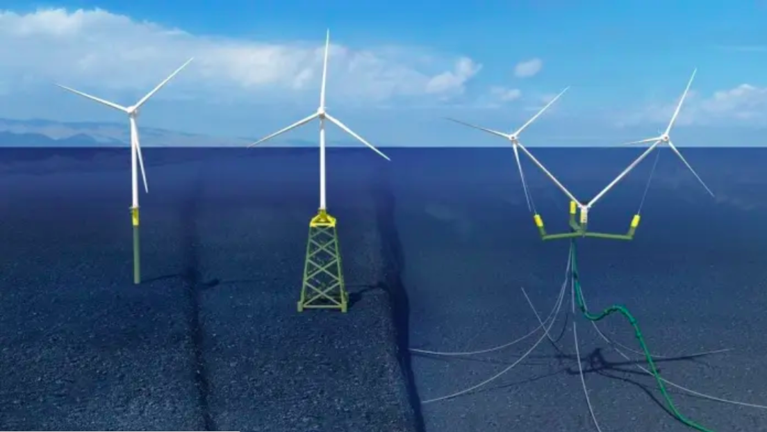 Windräder bald in allen Weltmeeren? Schwimmende Windkraftanlagen machen es möglich