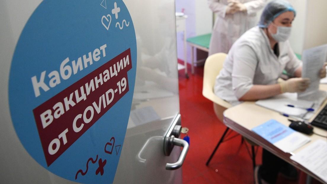 3,5 Millionen Vollimpfungen mit Sputnik V: Russlands Corona-Impfkampagne europaweit führend