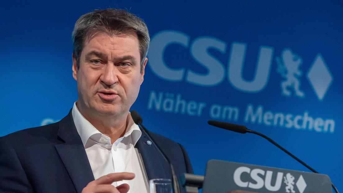 Union nach Wahldebakel: Markus Söder kritisiert indirekt Spahn und von der Leyen