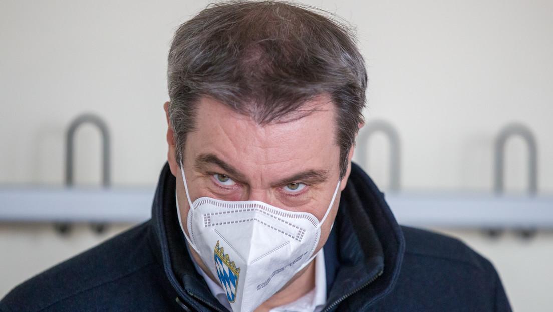 Lauterbach schimpft über Impfaussetzung – Söder würde sich sofort mit AstraZeneca impfen lassen