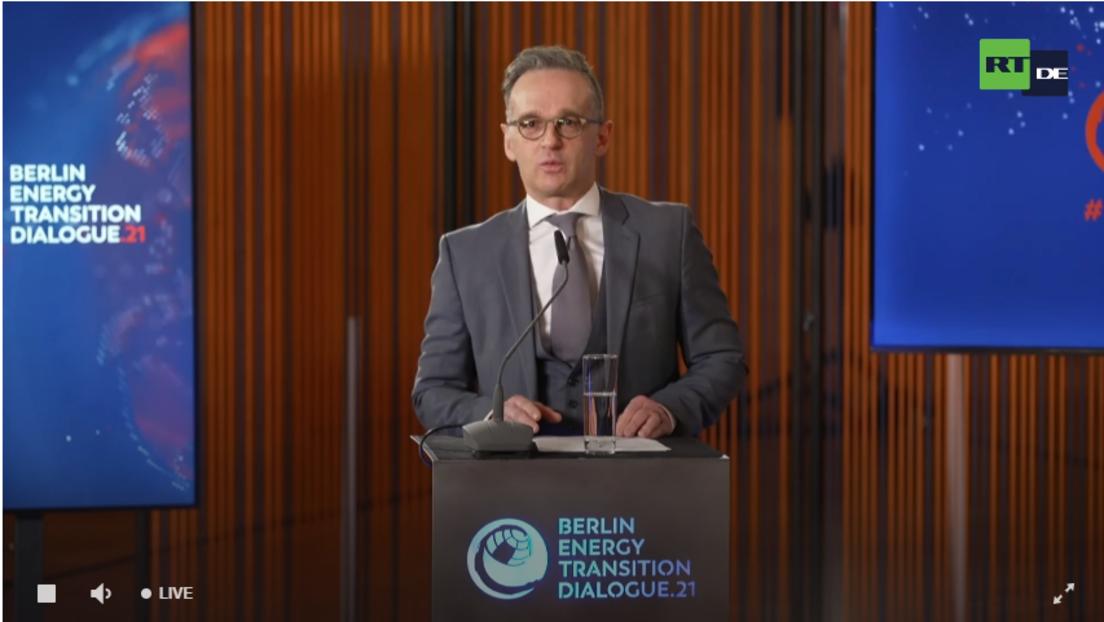 LIVE: Berliner Konferenz zur Energiewende – Reden von Altmaier, Maas und von der Leyen
