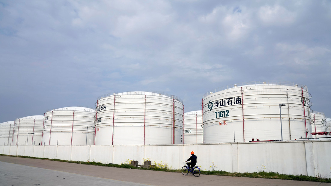 China steigert Ölimporte aus Iran