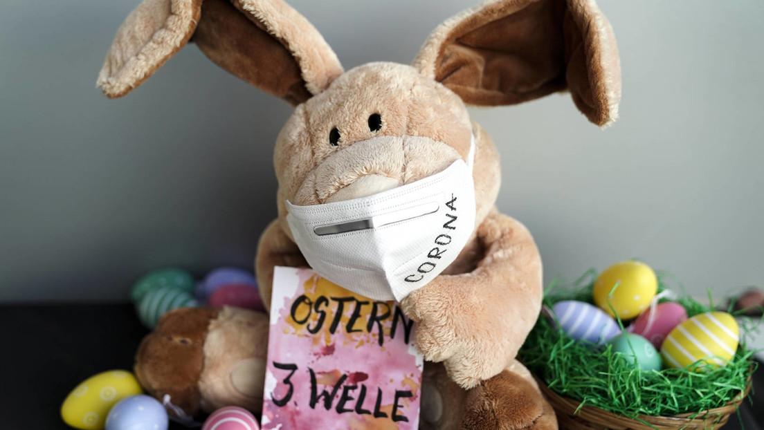 """Harter Lockdown auch an Ostern? RKI-Experte hält Lockerungen für """"irrational"""""""