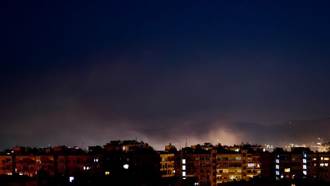 SANA: Erneuter israelischer Raketenangriff auf Umgebung von Damaskus