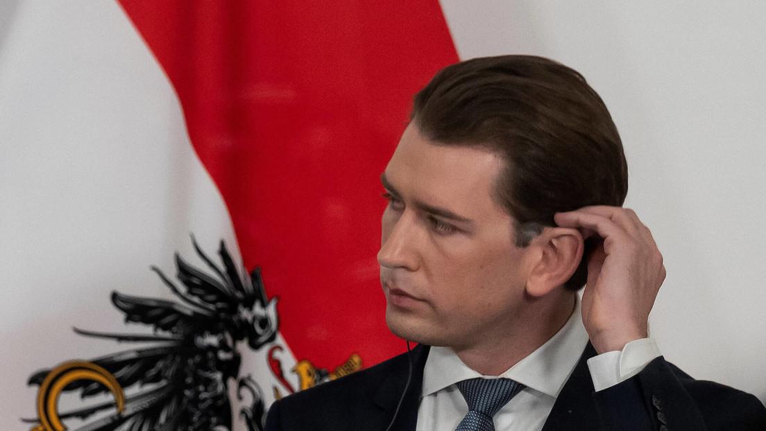 Stippvisite von Kurz in Berlin: Nicht auf der Agenda von Angela Merkel