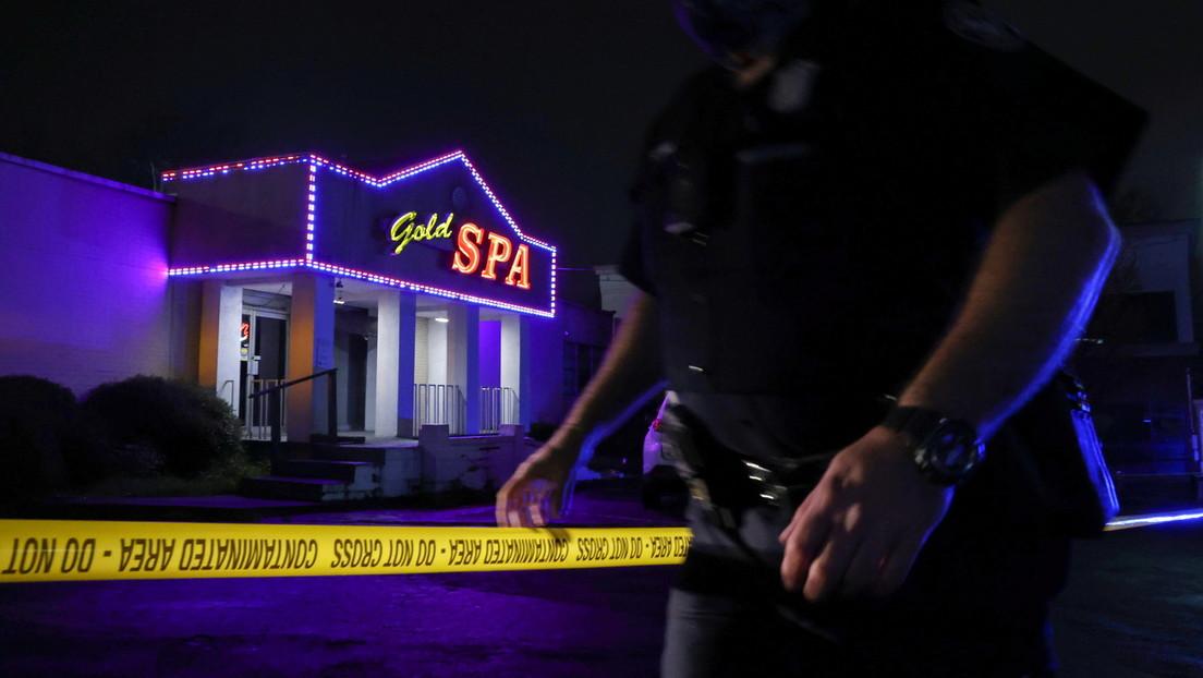 USA: Acht Tote bei Serie von Schießereien in drei verschiedenen Spa-Salons in Georgia