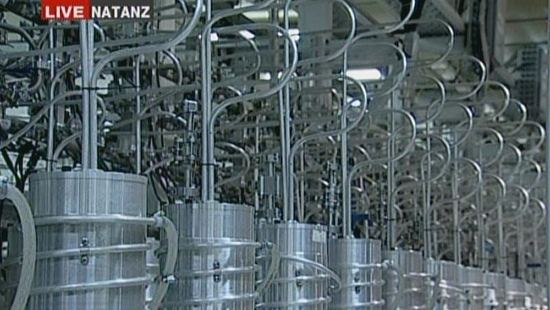 Iran setzt Atomdeal reziprok aus: Anreicherung in Natanz jetzt mit neuen Zentrifugen