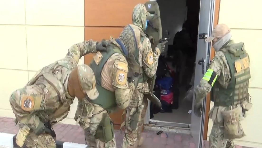 FSB vereitelt Terroranschlag in Südrussland