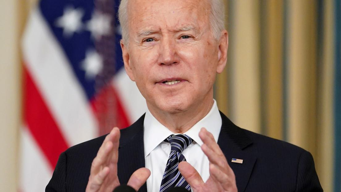 """US-Präsident Biden nennt Putin einen Mörder und verhängt neue Sanktionen: """"Er wird dafür bezahlen"""""""