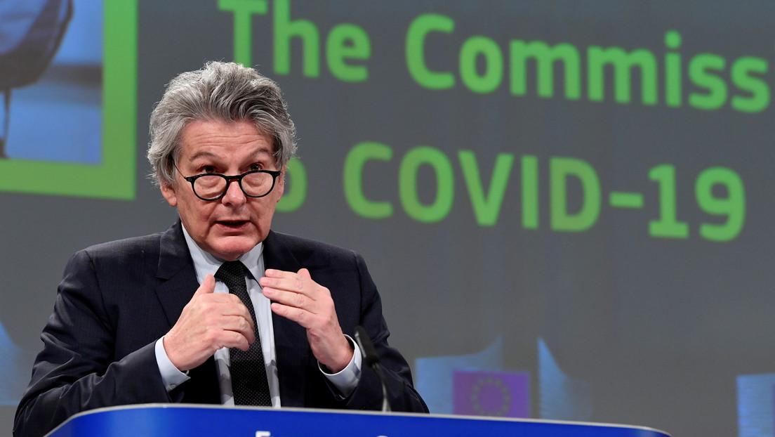"""""""Die Russen sind ziemlich gute Wissenschaftler"""": EU-Kommissar wirbt für Zulassung von Sputnik V"""
