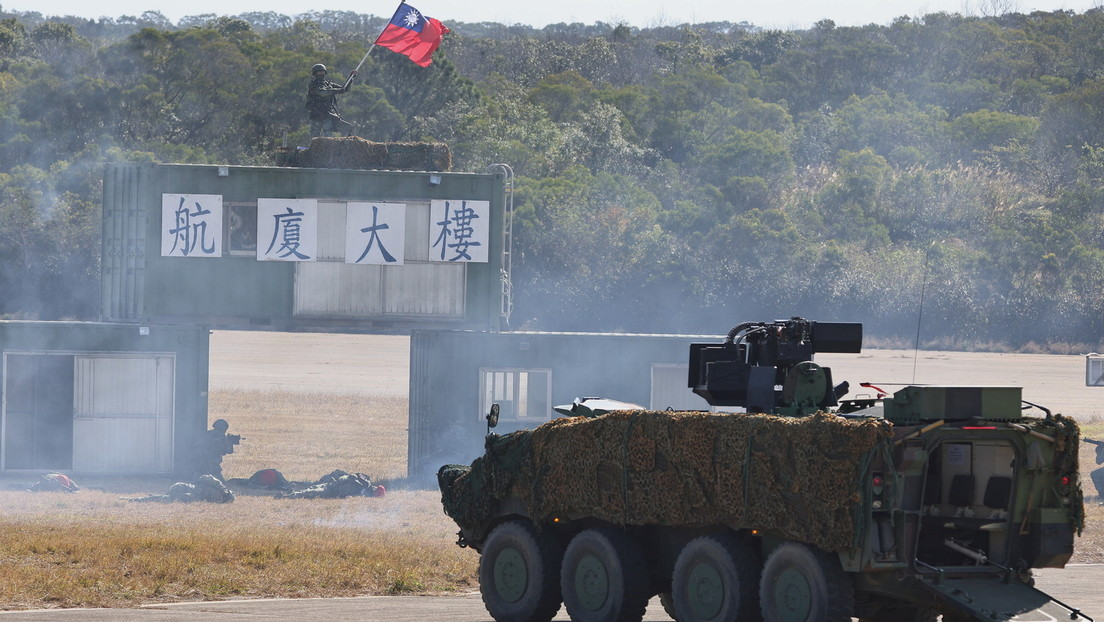 Taiwan verstärkt Militärpräsenz im Südchinesischen Meer und warnt vor chinesischem Angriff