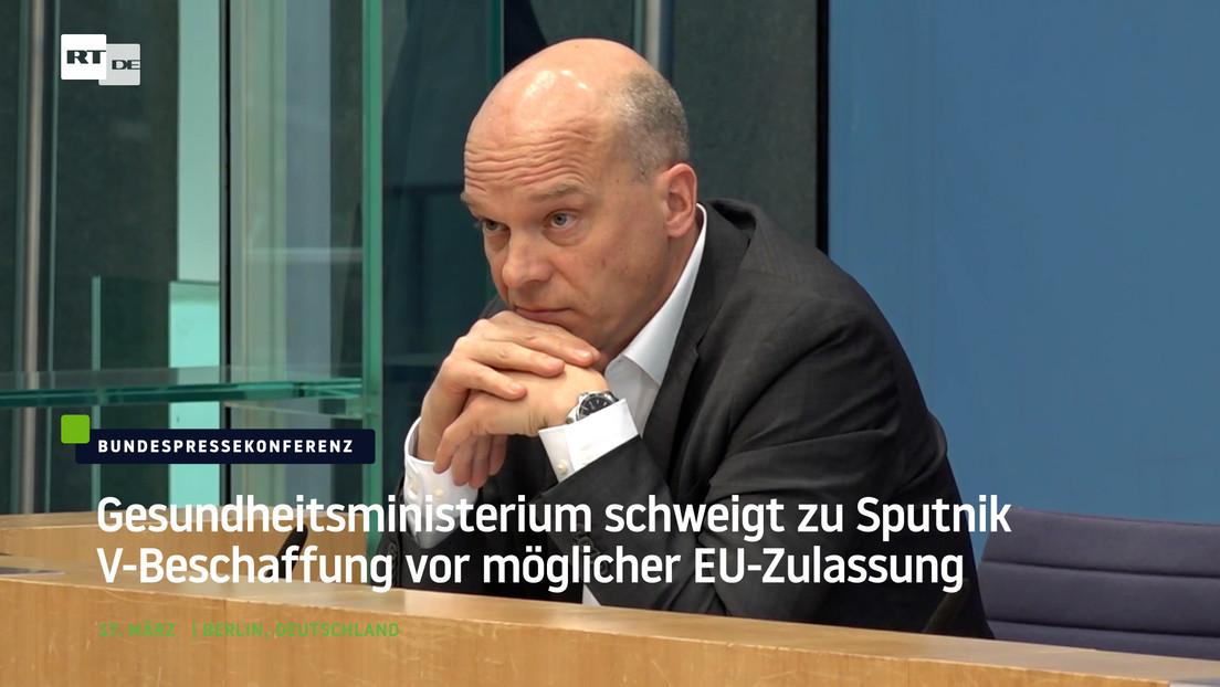 Gesundheitsministerium im Kreuzfeuer der Kritik: Warum wurde noch kein Sputnik-Impfstoff bestellt?