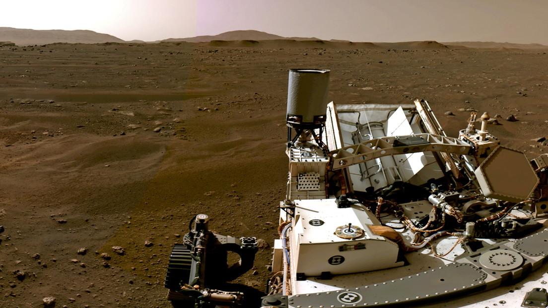 Wie hört sich eine Fahrt auf dem Mars an? Rover Perseverance schickt erstmals Audio-Aufnahme