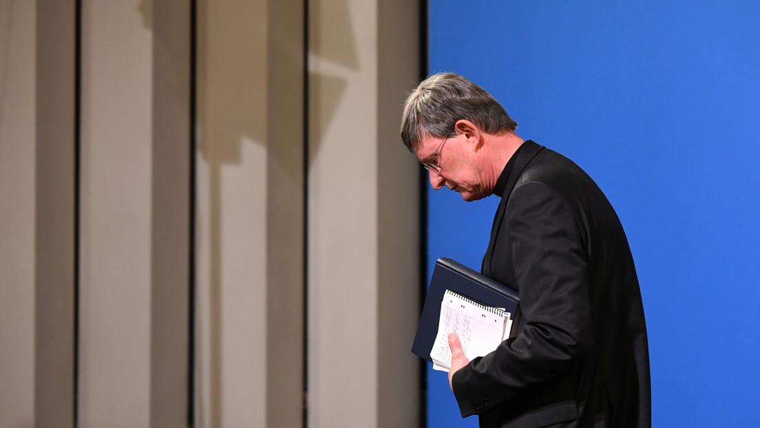 Nach Veröffentlichung des Gutachtens: Kardinal Woelki entlässt zwei Mitarbeiter