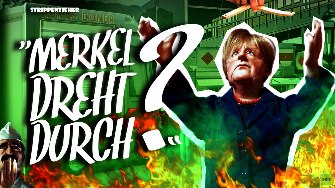 Merkel dreht durch? | Am Rande des Wahnsinns | Strippenzieher