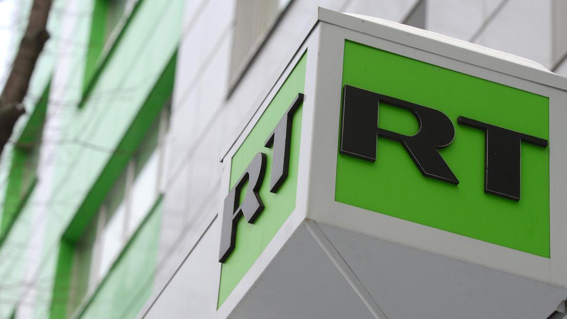 Sacharowa: Russland ist empört über Hetze gegen RT in Deutschland