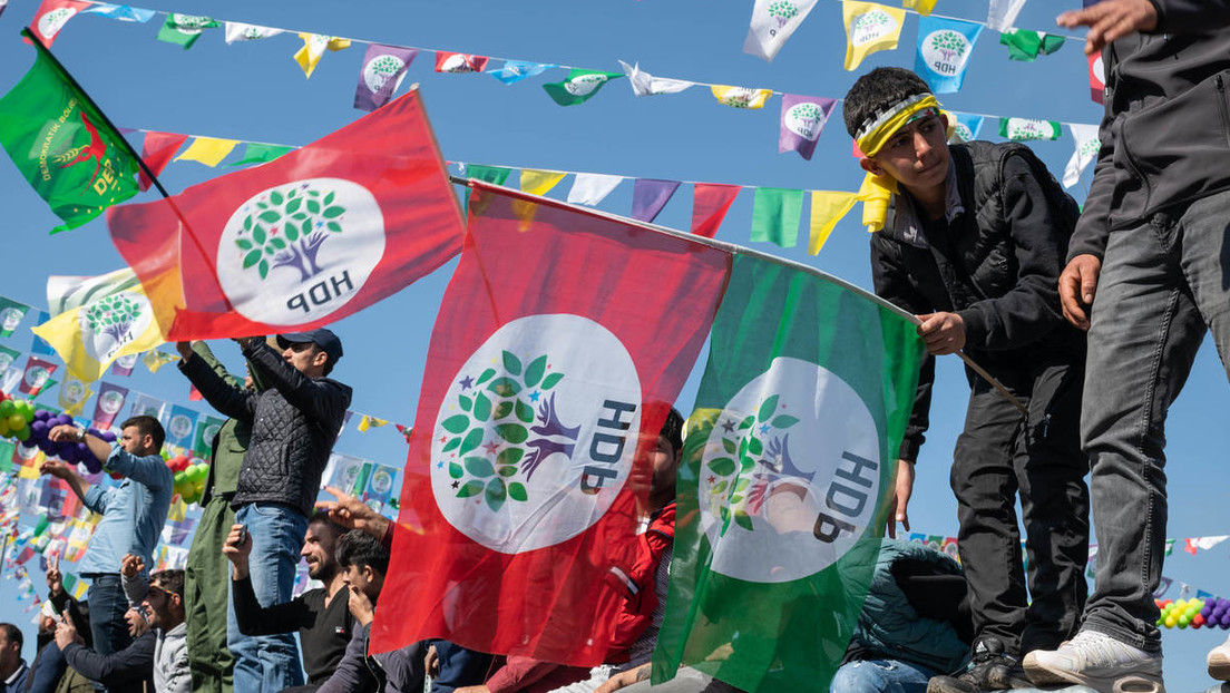 Türkei: Generalstaatsanwaltschaft will prokurdische Oppositionspartei verbieten lassen