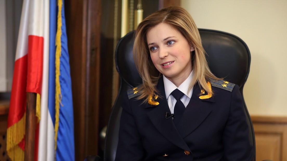 """""""Ukraine selbst hat die Krim in Russlands Arme getrieben"""" – Natalia Poklonskaja im RT-Gespräch"""