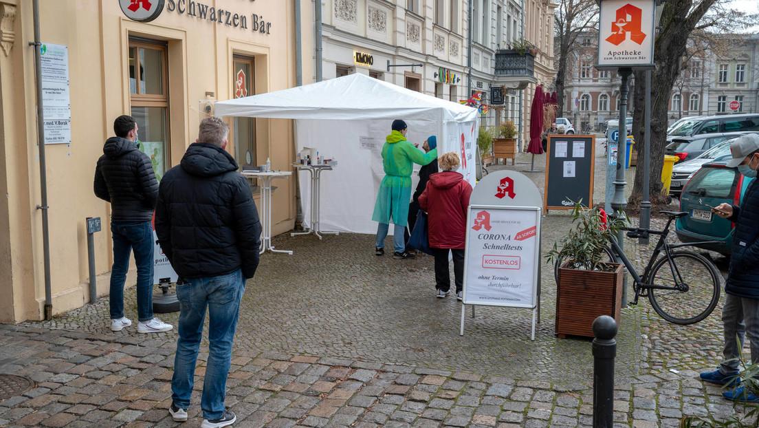 """Chaos in Brandenburg: Zurückrudern bei der """"Corona-Notbremse"""" und Pflichttests in Cottbus"""