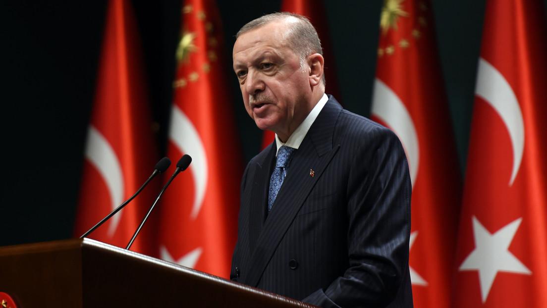 """Erdoğan nimmt Putin vor Biden in Schutz: Putins Antwort """"sehr klug"""""""