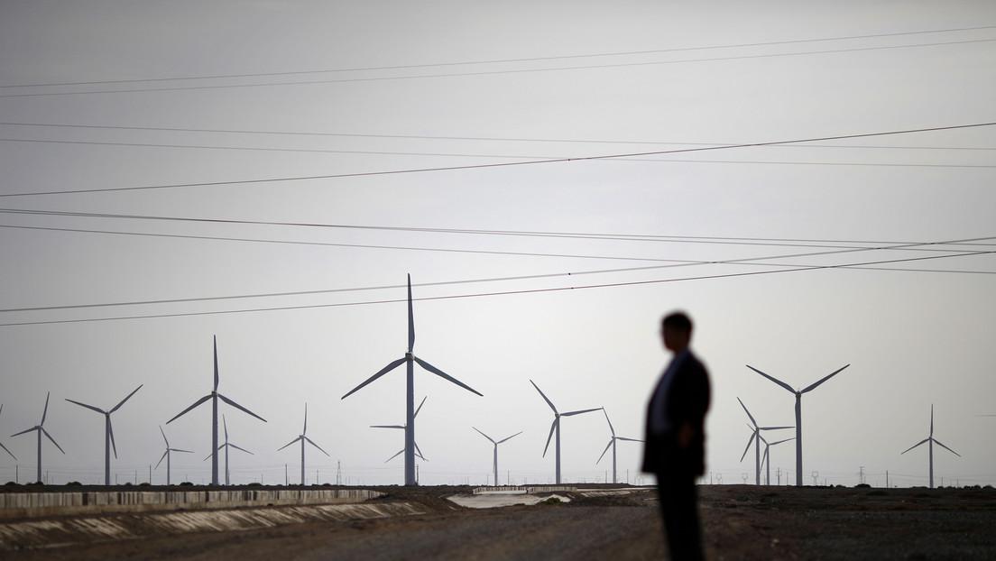 China führt globales Wachstum der Windkraftkapazität an