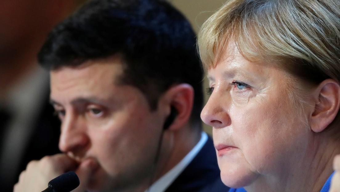 """Deutschlands Engagement in der Ukraine – um """"Putin die Stirn zu bieten"""""""