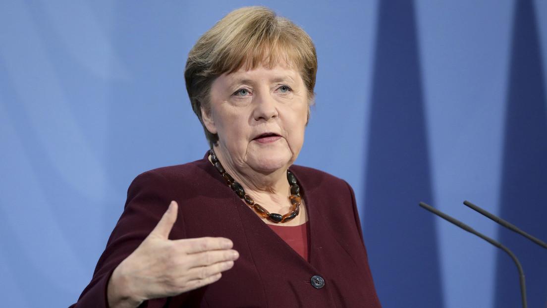 Merkel zu Sputnik V: Sollte genutzt werden, sobald es in der EU zugelassen ist