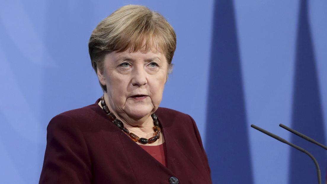 Impfgipfel-Beschlüsse: Merkel will von der Notbremse Gebrauch machen
