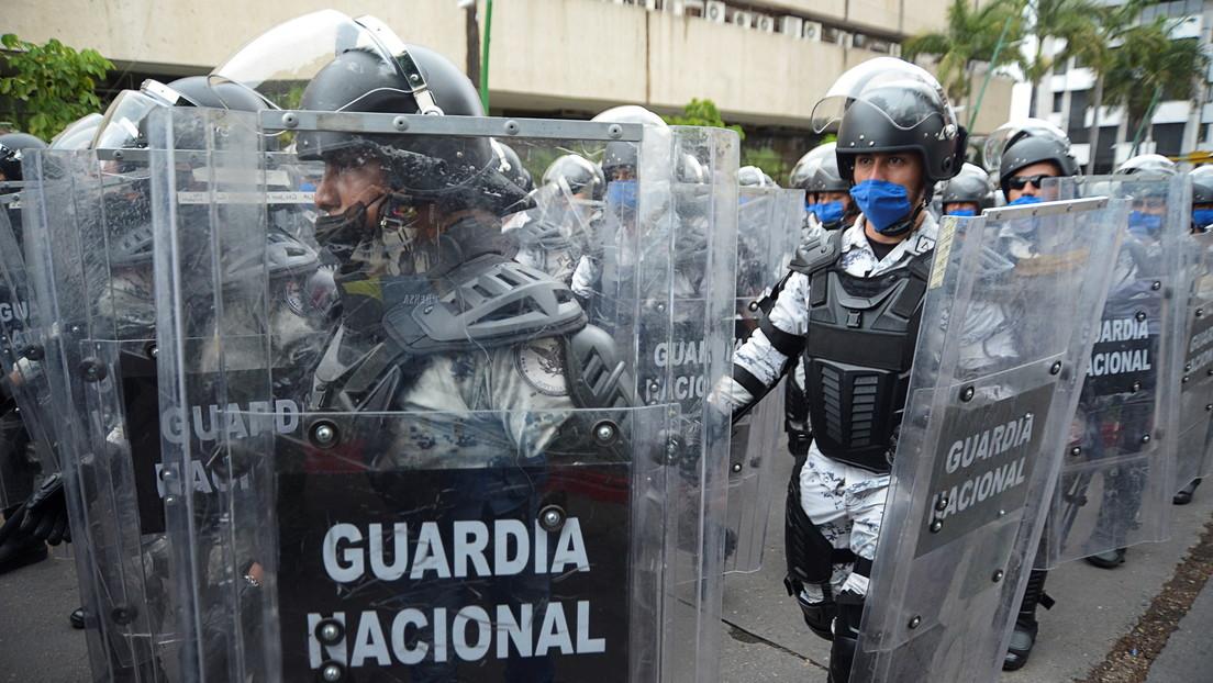 Migration in Richtung USA: Mexiko setzt Truppen an seiner Südgrenze ein