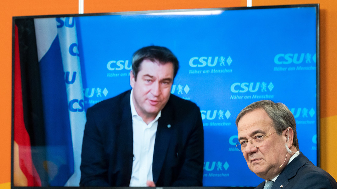 Umfragewerte im Keller: Union will nach Ostern Kanzlerkandidaten benennen und sucht neue Strategie