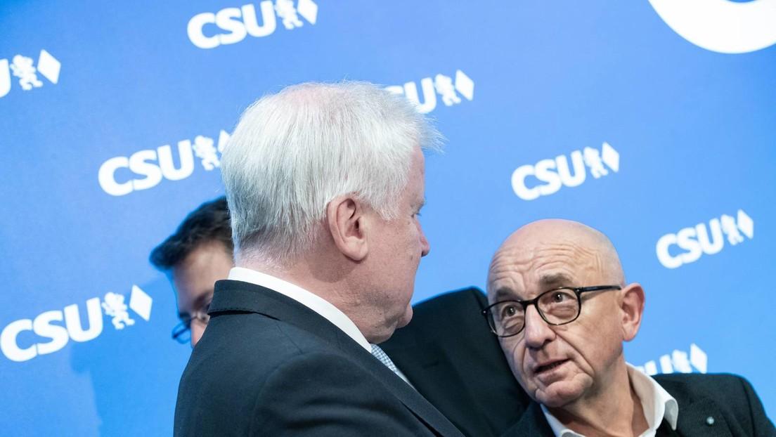 Druck auf CSU-Abgeordneten Sauter wegen Maskenaffäre wächst: Rauswurf am Montag?