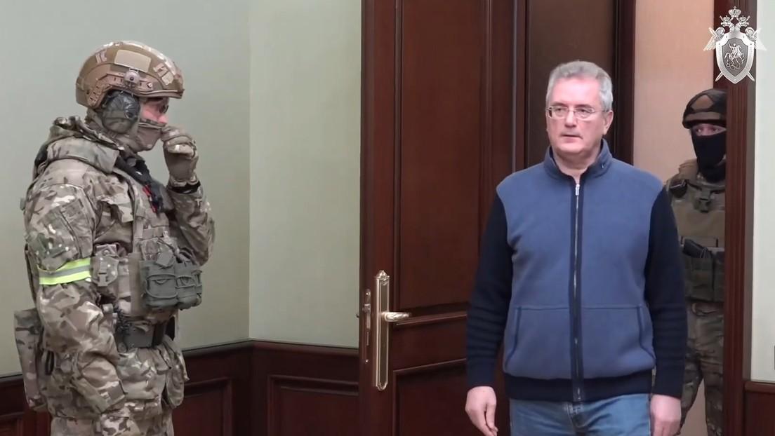 Russischer Gouverneur soll Schmiergeld angenommen haben – Durchsuchung und Festnahme