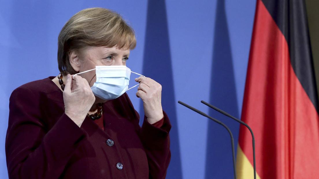 Beschlussvorlage vor Bund-Länder-Gipfel: Kanzleramt will Lockdown bis Ende April
