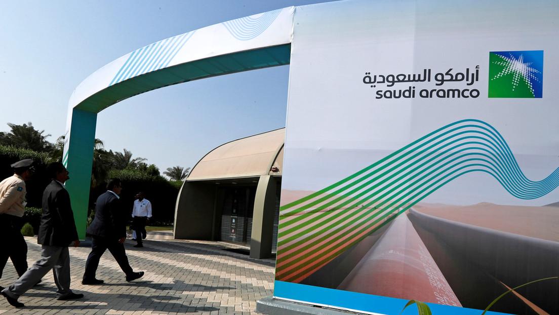 Pandemie legt Ölmarkt lahm: Gewinne von Saudi Aramco brechen um die Hälfte ein