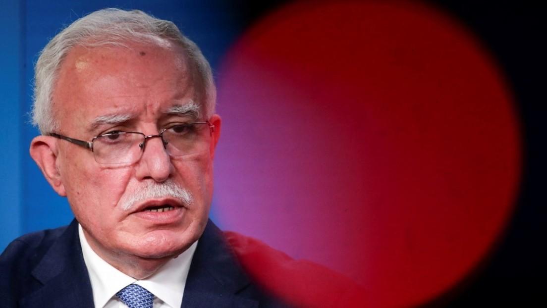 Israel kassiert Reiseerlaubnis von palästinensischem Außenminister