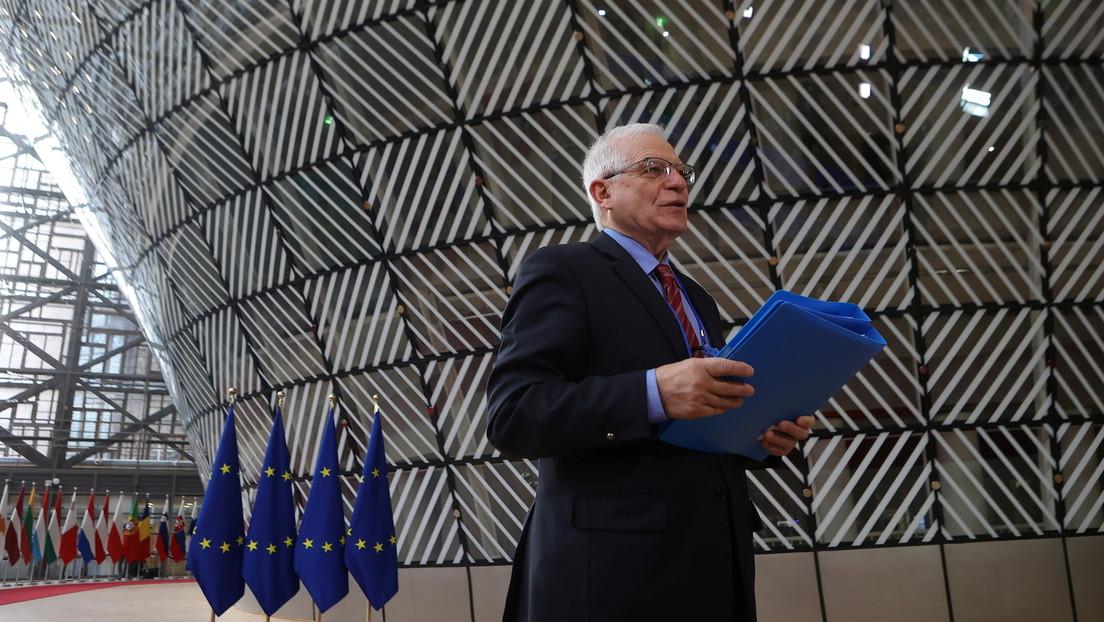 EU-Außenminister beschließen Sanktionen gegen China