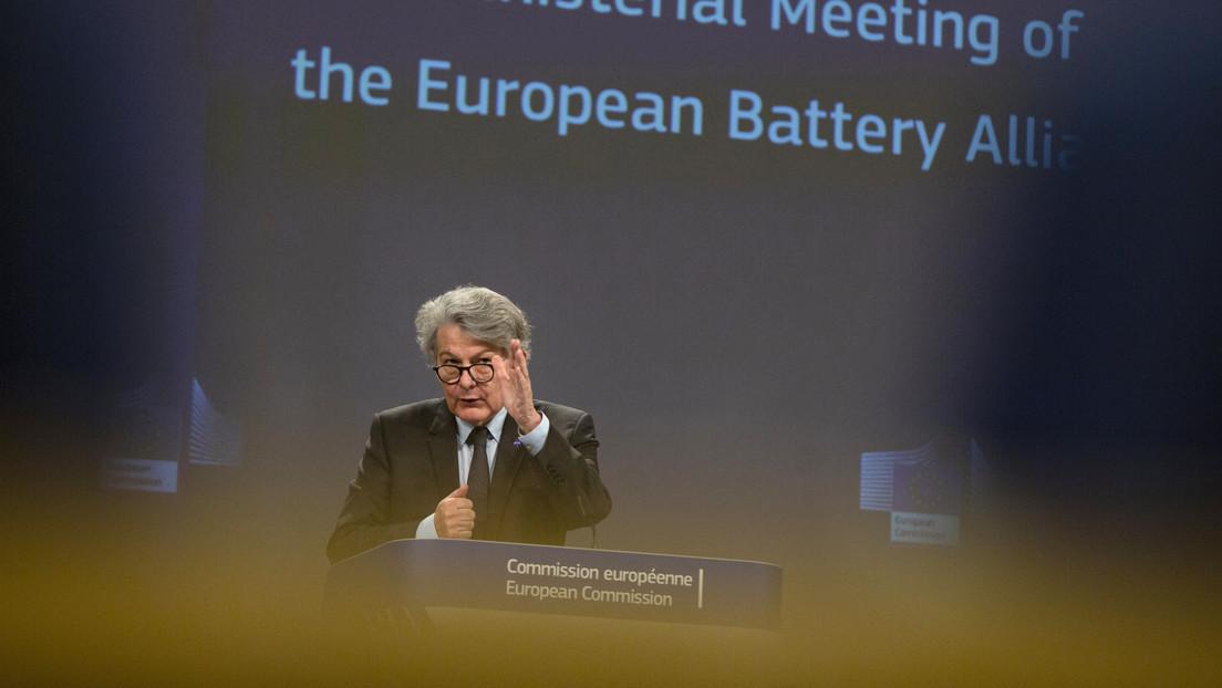 EU-Binnenmarktkommissar: Wir brauchen Sputnik V nicht