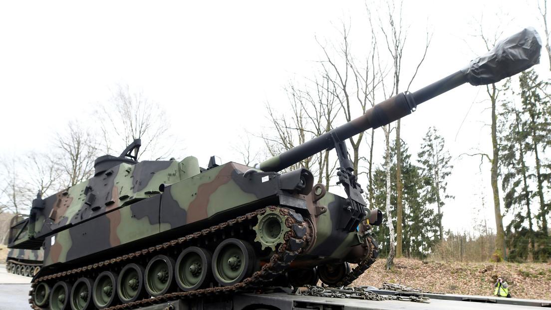 """Trotz Lockdown: US-Großmanöver """"Defender-Europe 21"""" beginnt – Deutschland als Drehscheibe"""