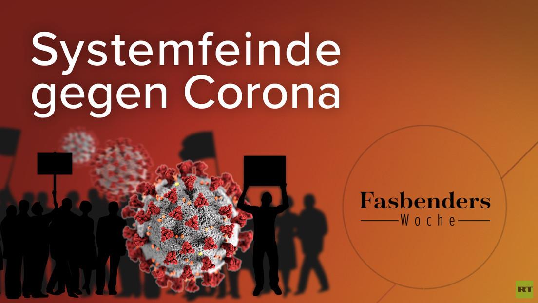 Fasbenders Woche: Systemfeinde gegen Corona