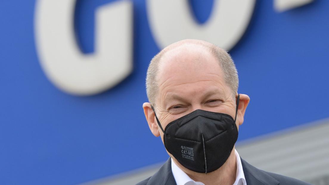 """""""Bazooka-Olaf"""" teilt wieder aus: Scholz plant für 2022 weitere 81,5 Milliarden Euro Schulden"""